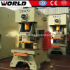 Tipo excêntrico máquina de perfuração do metal de folha de 100ton (JH21-100)