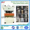 Machine de presse hydraulique pour la porte en métal