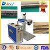 Миниая машина CNC гравировки лазера волокна для маркировки нержавеющей стали