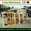 Chaîne de production concrète complètement automatique de brique de pression hydraulique machine