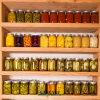Les bouteilles en verre pour le miel de qualité alimentaire des bouteilles de sauce aux fruits en conserve de bouteilles Les bouteilles Les bouteilles Les bouteilles salade de pâte de piment