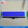 Dente blu 250*64 LCM di Stn con la lampadina bianca usata per l'automobile