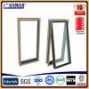 Finestra di alluminio della tenda di vetratura doppia di buona qualità/finestra di alluminio