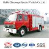 3tons Dongfeng 153 de Droge Vrachtwagen Euro3 van de Brand van het Poeder