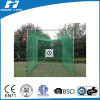 rete quadrata di golf di 3X3X3m (HT-GN-02), rete di Practic di golf, HDPE/PP/Polyester/Nylon