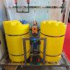 Chemischer Plastikbehälter, Rotomolding, das Behälter -200L dosiert