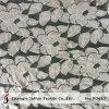 Tela do jacquard do laço da flor (M3017)