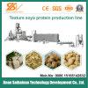 Sojabohnenöl-Fleisch-Sojabohnenöl Chuncks Tvp Tsp-aufbereitendes Gerät pflanzen