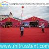 Большой роскошный шатер выставки Hall Pavillion приема шатра
