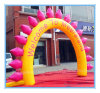 EventのためのカスタマイズされたLightweight Fabric Advertizing Inflatable Arches