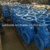 Vanne de fonte ductile bleu