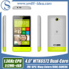 3G 4 Inch Mediatek 6572 Dual Core Top Smartphone com Multi Colors (H3039)