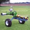 La TDF de 3-8 pulgadas de la bomba de agua para riego impulsado 20HP Tractor