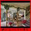 Licht van de Decoratie van de Boom van de Afdekplaat van de Slinger van het Motief van Kerstmis van de vakantie het Binnen