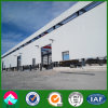 Atelier structural en acier industriel mobile préfabriqué de coût bas de la Chine