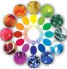 Água fluorescente - cor baseada do pigmento para vestuários