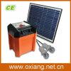 Sistema de Generación de Electricidad Solar para el hogar