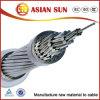 Conductor reforzado acero de aluminio de Condcutor ACSR