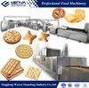 Maquinaria automática cheia da planta de fábrica do biscoito