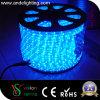Indicatori luminosi blu sottili 13mm trasparenti della corda LED del tubo