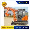 Excavador teledirigido de la correa eslabonada de Silon pequeño (NT25)