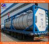 Récipient de réservoir ISO de 20 pi Conteneur de réservoir de disulfure de carbone de 20 pieds