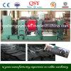 Zwei Rollen-mischendes Tausendstel/Gummiblatt-Produktionszweig Maschine/Gummiabscheider-Gerät