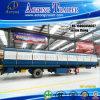 Saleのための40cbm Oil Diesel Transport Truck Semi Trailer