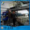 Máquina gris de papel de la fabricación de papel de tarjeta de la cartulina, maquinaria de la fabricación de papel de tarjeta del lodo