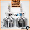Phi Lip 6000lm Car H11 DEL Headlight 3000lm