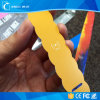 Braccialetto impermeabile variopinto all'ingrosso di HF RFID del PVC