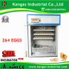 Retenant l'incubateur automatique Cubator de perroquet de 200 oeufs à vendre 36 (KP-5)