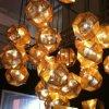 Lâmpada do pendente, lâmpada moderna do aço inoxidável (GD-3051-1)