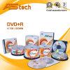 Aufnahmefähiger freier Raum DVD-R 16x4.7GB120min (als Technologie 032)