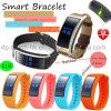De waterdichte Armband van het Horloge van Bluetooth van de Drijver van de Geschiktheid van de Manchet Slimme K18c