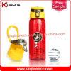 600ml Protein Blender Shakers com bola de mistura inoxidável (KL-7046)