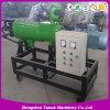 Máquina de secagem da extrusora do desidratador do estrume animal do estrume da vaca