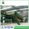 Gestión de desechos industrial para el proceso del tratamiento inútil sólido y del poste