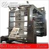 Machine d'impression flexographique d'impression typographique de couleur de la vitesse 6