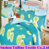 Tc Fabric의 두 배 Side Printed Bed Sheet Set