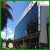 Construction bon marché préfabriquée de construction de structure métallique
