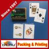 Type de poker de la publicité et de matériau de papier personnalisé promotionnel de cartes à jouer (430027)