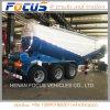 Remorque de camion de farine de blé/remorque en bloc de réservoir de poudre de la colle