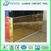 Servicio Onebond alta standred exterior revestimiento de aluminio