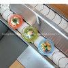 Catena di convogliatore a basso rumore dei sushi di Upe della catena dei sushi del PE di UHMW