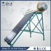El cobre caloducto presurizado el sistema de agua de calefacción solar