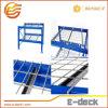 Placa de la cubierta del acoplamiento de alambre de acero para el sistema del almacenaje