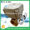 2way шариковый клапан латуни DC12/24V 1 дюйма электрический моторизованный моторизованный