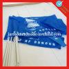 Kundenspezifische königliches Blau-Fußball-Handmarkierungsfahne