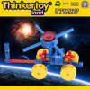 Cultivating Kid Creativity Plastic Building BlocksのためのDIY Toys
